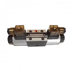 electrodistributeur 12 VCC monostable - NG6 - 4/3 - Y en A/B/T et P FERME - N6.
