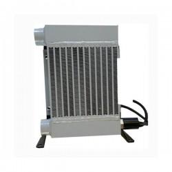 """Refroidisseur Echangeurs huile/air - 1 """" BSP - 12 VDC - 180 W - Débit 25 à 150 L ICT25012VDC Echangeur de chaleur huile/air 5..."""