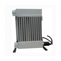 """Refroidisseur Echangeurs huile/air - 1 """" BSP - 24 VDC - 240 W - Débit 50 à 250 L ICT39024VDC Echangeur de chaleur huile/air 7..."""