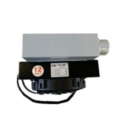 """Refroidisseur Echangeurs huile/air - 1 """" BSP - 24 VDC - 180 W - Débit 50 à 200 LICT250224VDC Echangeur de chaleur huile/air 6..."""