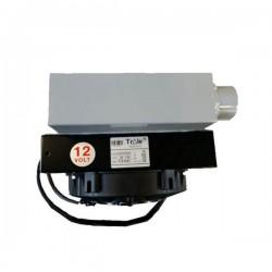 """Refroidisseur Echangeurs huile/air - 1 """" BSP - 24 VDC - 240 W - Débit 50 à 250 LICT39024VDC Echangeur de chaleur huile/air 77..."""