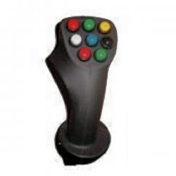 Poignées de commande Ergonomique : 6 grands Boutons EE6BI Poignee ergonomique 360,00€