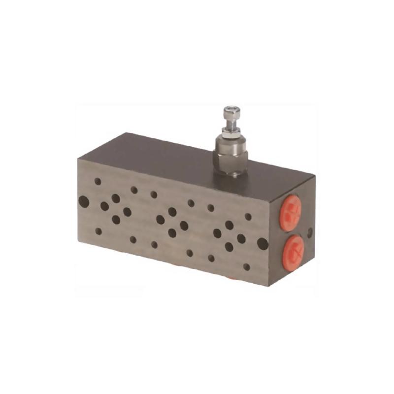 Embase pour 3 electro NG6 - 3/8 - Série et Tandem - Avec limiteur PF3SLCL180H 183,17 €