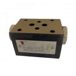Anti-retour sur A et B sur embase Cetop 3 AKV6DH Distributeurs hydraulique 54,72 €