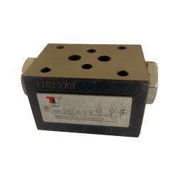 Anti-retour sur A sur embase Cetop 3 AKV6AH Distributeurs hydraulique 52,80€