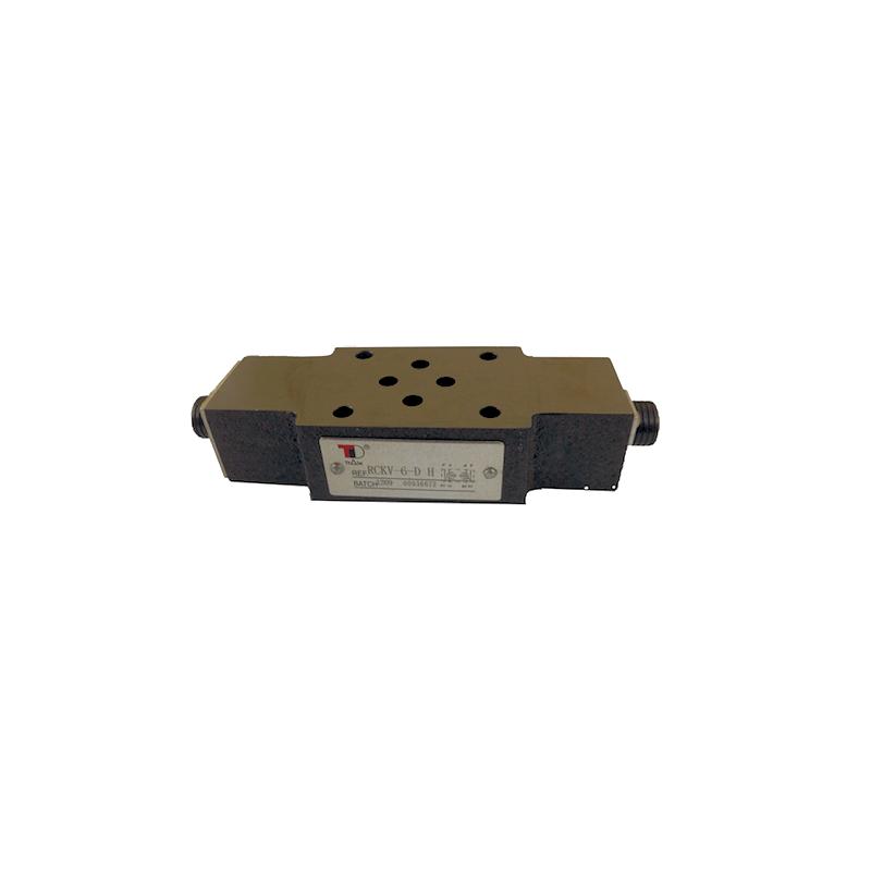 Etrangleur de débit en entrée A et B hydraulique sur embase Cetop 3 - NG6 RCKV6DH 65,28 €