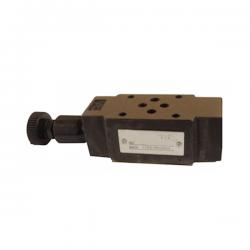 Limiteur de pression en A - sur embase Cetop 3 - 0/100 bar