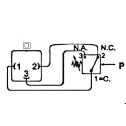 Pressostats Monocontacts - N.O et NF - Réglables - Pression maxi 300 Bar - Plage : 10 à 100 bar.