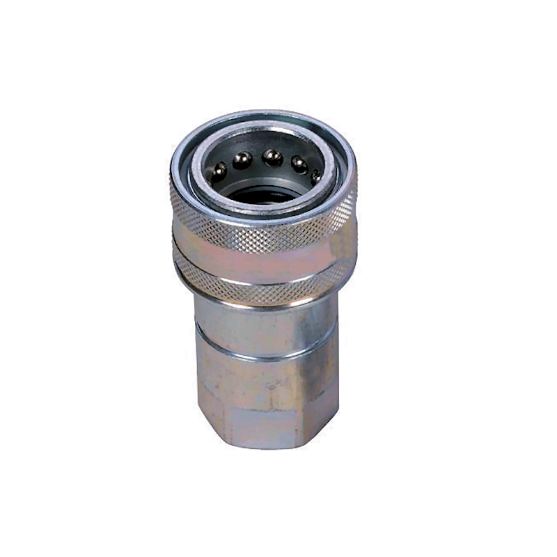 Coupleur hydrauliqueNV - Femelle 3/8 BSP - Débit 23 à 46 L/mn - PS 350 Bar