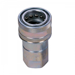 Coupleur hydraulique NV - Femelle DIN 3/4 BSP - Débit 106 à 190 L/mn - PS 250 Bar