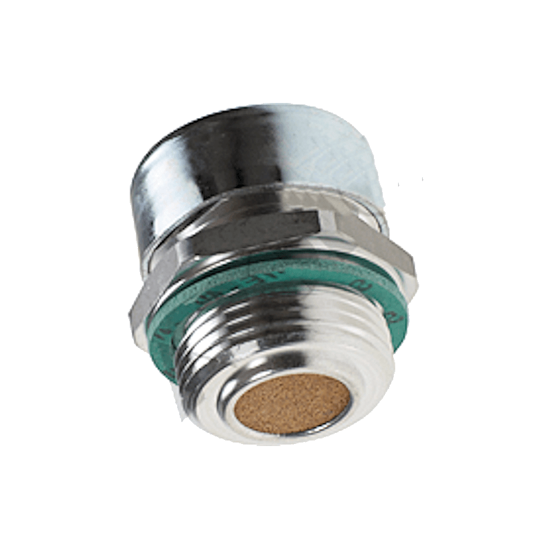 "Bouchon acier reniflard - avec filtre 200µ - 2"" BSP"