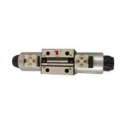 electro distributeur monostable - D-E - NG 10 - P sur T - A et B fermé - 24 VDC - N 2 KVNG10224CCH  144,00 €
