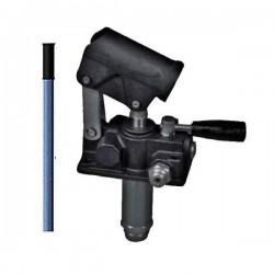 Pompe a main D.E - 320 B - 12 cc/REV - Avec levier - Sans réservoir