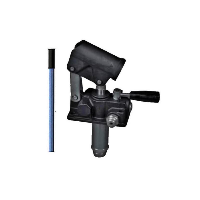Pompe a main 3/8 MALE - D.E - 320 B - 12 cc/REV - Avec levier BMTDE12 113,97 €