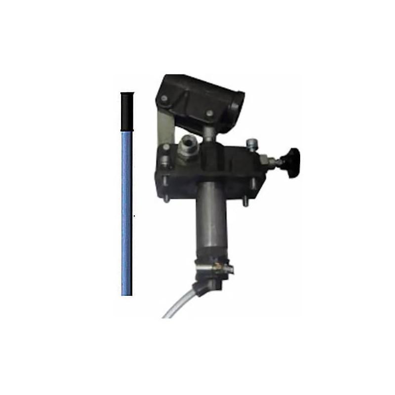 Pompe a main S.E - 320 B - 12 cc/REV - Avec levier - Sans réservoir