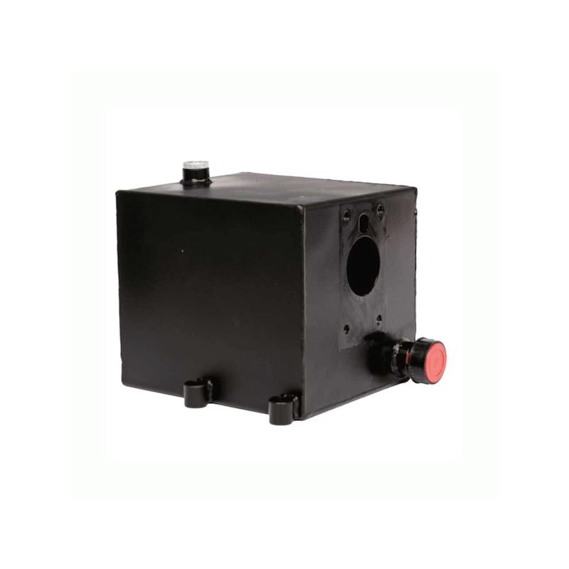 Réservoir acier 1 L pour pompe manuelle