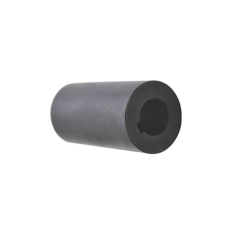 Douille profilée Ø 25 x 50 - Clavette 8 mm - Longueur 100mm.