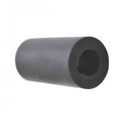 Douille profilée Ø 25 x 45 - Clavette 8 mm - Longueur 100mm.
