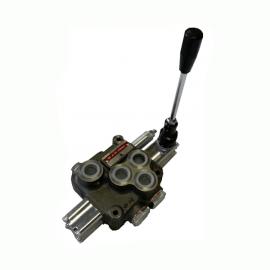 Distributeurs hydrauliques 60 L/mn - D.E - 1 L - 1/2 BSP - 315 B avec Limiteur Pression YFM551121PDE Distributeurs 60 L/mn - ...