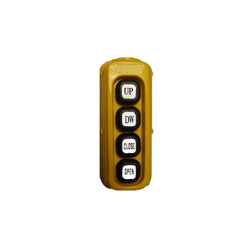 Boitier de Commande électrique 4 Boutons
