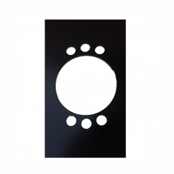 Support de fixation 6 trous pour moteur OMP et OMRACH71010138 Support moteurs OMP - OMR 35,04€