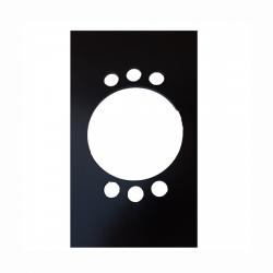 Support de fixation 6 trous pour moteur OMP et OMRACH71010138 Support moteurs OMP - OMR 36,00€
