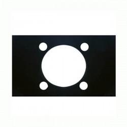 Support de fixation 4 trous pour moteur OMS
