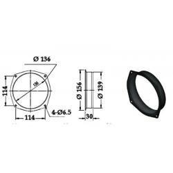 Reservoir H hydraulique métal - 2 L - pour mini centrale