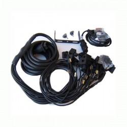 Boitier de commande : 8 Interrupteurs à bascule - MOM/OFF/MOMM - By pass - 4 M de cable 911813 834,72 €