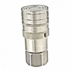 "Coupleur hydraulique ANTI-POLLUTION FACE PLANE - Femelle 1"" BSP - PS 250 BarA900216 Femelle 120,00€"