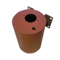 Réservoir hydraulique cylindrique - 10 L - NU - Prédisposé RMC01000