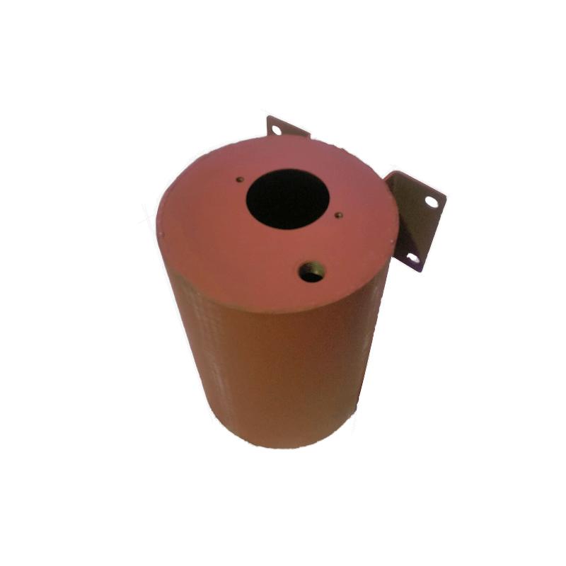Réservoir hydraulique cylindrique - 15 L - NU - Prédisposé RMC01500