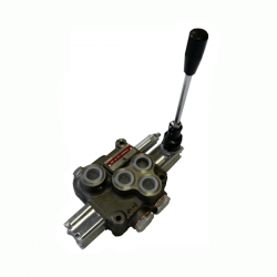 Distributeur hydraulique - 3/8 BSP - S.E - 1 Levier - Limiteur Pression 140 B