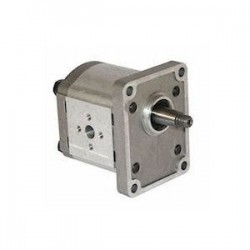 Pompe hydraulique A ENGRENAGE GR2 - DROITE - 04.0 CC - BRIDE EUROPEENNE
