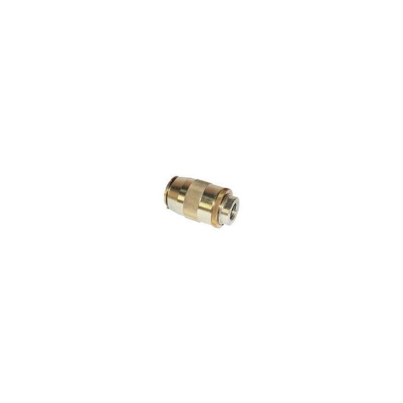 Etrangleur limiteur de débit Unidirectionnel : 1/4 FBSP - 12 L/mn - 350 B VT009004 31,04 €