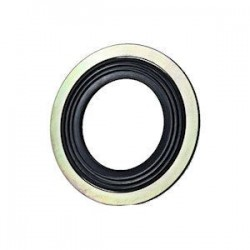 Bague étanchéité BS GAZ auto centrante- 1/4 BSP (13.16 mm )