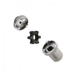 Accouplement élastique - Arbre Moteur electrique DN 28 / Pompe GR1 - cone 1/8 ND11 24,96 €