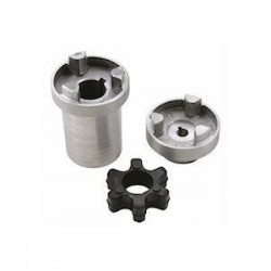 Accouplement élastique - Moteur Thermique / Pompe GR1 - DN 19.05 ND510 47,52 €