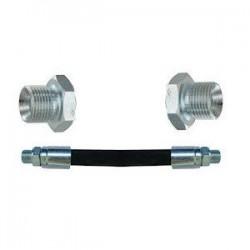 Flexible R2T 3/8 - PS 330 - Lg 50 cm - Male 3/8 MBSPCT - Male 3/8 MBSPCT R2T38L050MM38 21,60 €