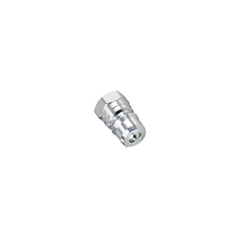 Coupleur hydraulique ISO A - Male 3/8 BSP - Débit 23 à 46 L/mn - PS 300 Bar