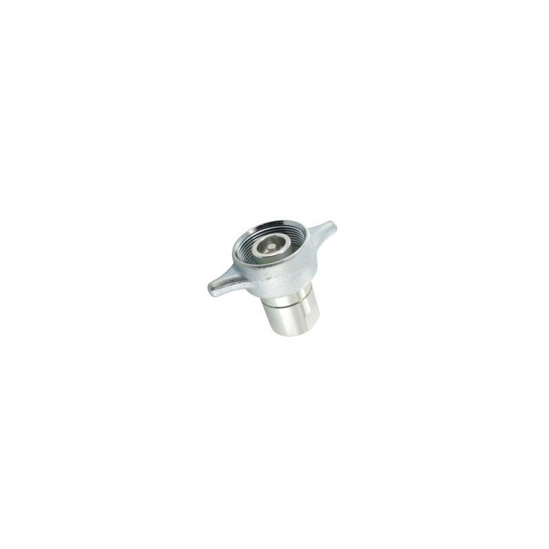 Coupleur hydraulique ISO A - Male 1/4 BSP - Débit 12 à 17 L/mn - PS 350 Bar