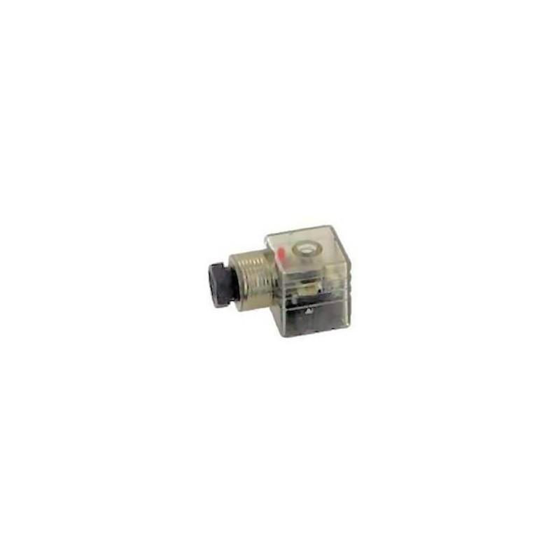 Connecteur rectificateur transparent a LED - 220/50 V CONLEDREC220 12,72 €
