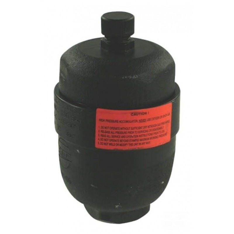 Accumulateur hydraulique - a membrane 0.35 L - HST035 - 300 B