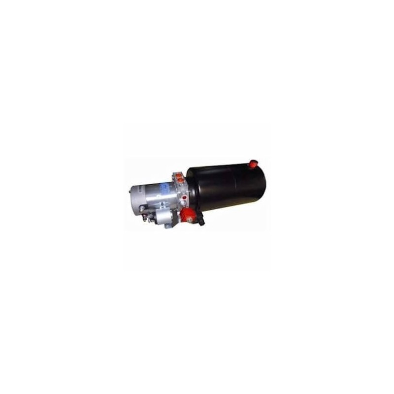 Mini centrale hydraulique S.E - 24 VDC - 2200 W - pompe 5.8 cc - R. 04 L MC24SE584 1,066.44