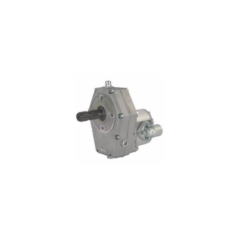 Multiplicateur/Pompe GR2 - R 1:3.5 - Pompe 12 cc - 22 L/MN - Arbre male 3/8 6 dents. MUL2M135P212 249,31 €