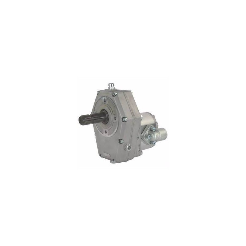 Multiplicateur/Pompe GR3 - R 1:3.5 - Pompe 25 cc - 38 L/MN - Arbre male 3/8 6 dents. MUL3M135P325 379,20 €