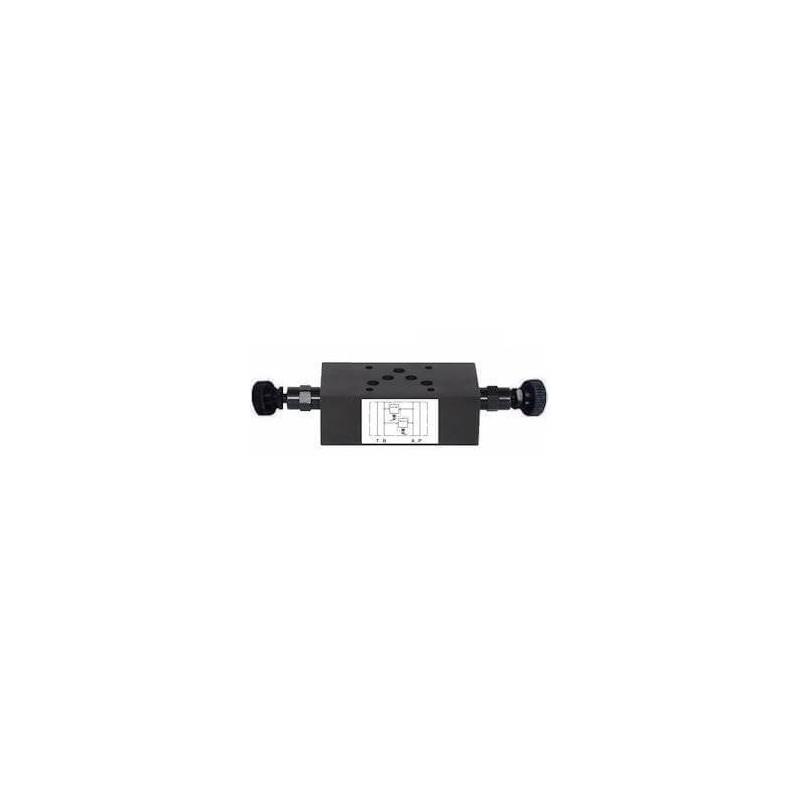 Limiteur de pression en P - sur embase Cetop 5 - 0/315 Bar