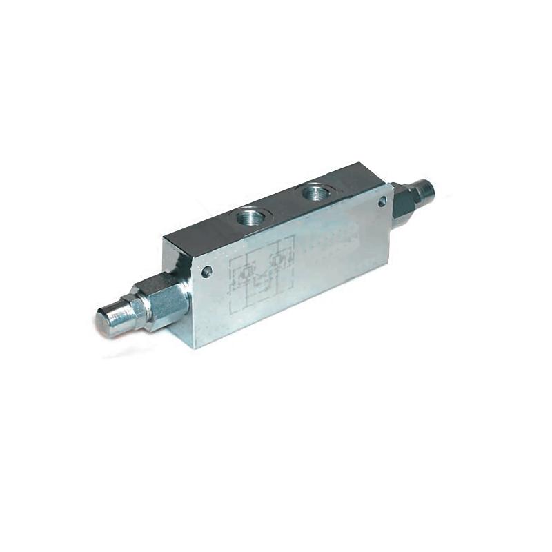 Valve d'équilibrage - D.E - 3/8 BSP - 35 L/mn - 80 - 350 B