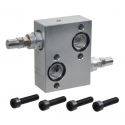 Régulateur de pression : pour moteur hydraulique OMT - OMR