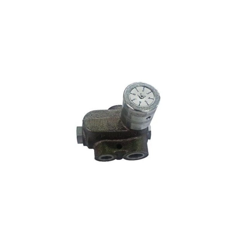 Regulateur de débit compensé - Type RF 40 L - 1/2 BSP - 3/8 BSP RF40P Valves hydraulique 141,12 €